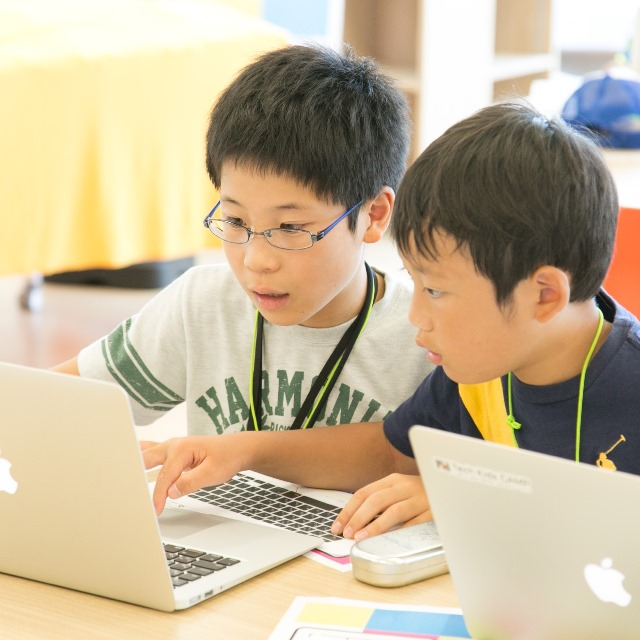 T-KIDSプログラミングスクール Powered by Tech Kids School(新小2~6)