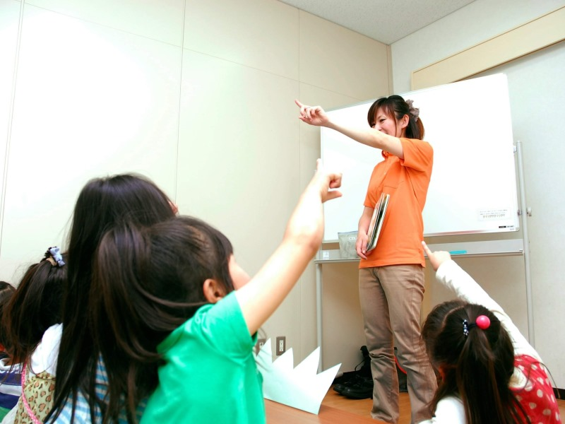 Seedling English school【園児クラス】